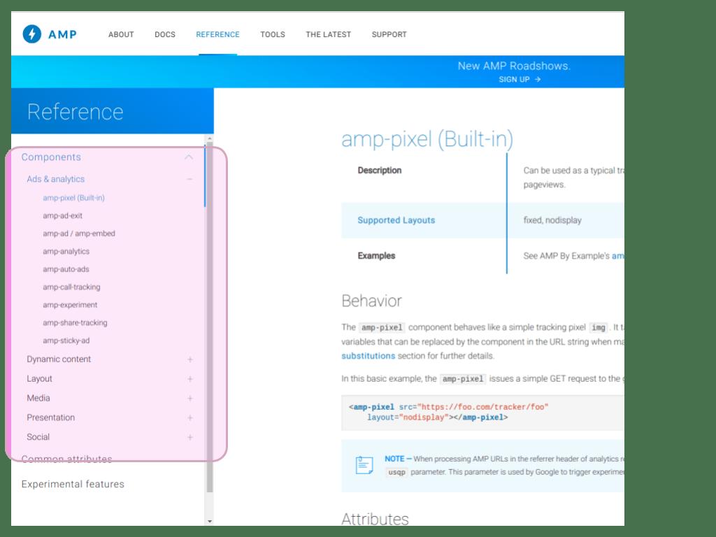 Handling User Interactions - amp dev