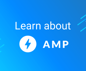 learn about AMP ad