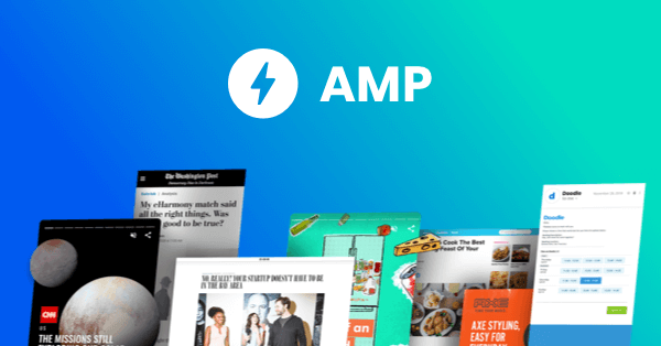 AMP - a web component framework to easily create user-first